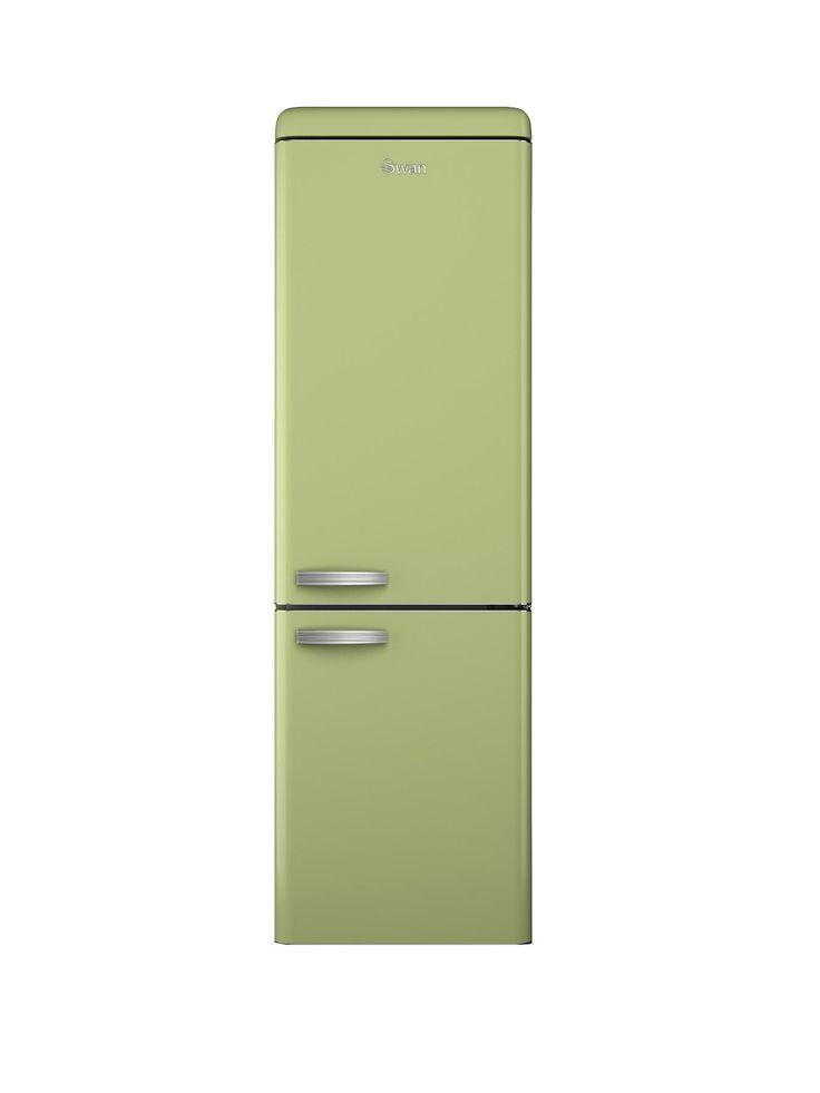 Die besten 25+ Retro fridge freezers Ideen auf Pinterest | Smeg ... | {Kühlschrank retro 33}