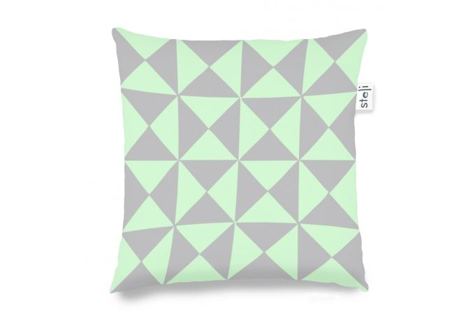 small triangle green by steli on hellopretty.co.za