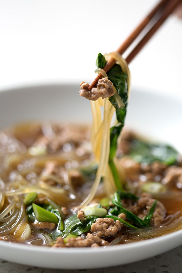 Asian Pork and Spinach Soup is a great way to celebrate the Lunar New Year or just for a fast and flavorful weeknight meal. It's totally AIP/Paleo and can easily be made in less than 30 minutes. This recipe is allergy friendly (gluten, dairy, shellfish, nut, egg, and soy free) and suits the autoimmune protocol diet (AIP), and paleo diets.
