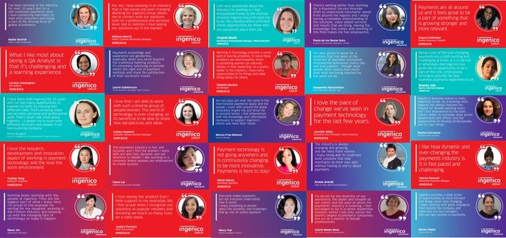 Image result for women in technology brochure ideas
