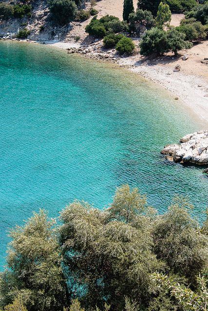 Panaghia Beach | South of Pelion, Greece