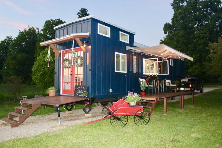 Hill Country Tiny Houses Todd Shari Snyder Tiny