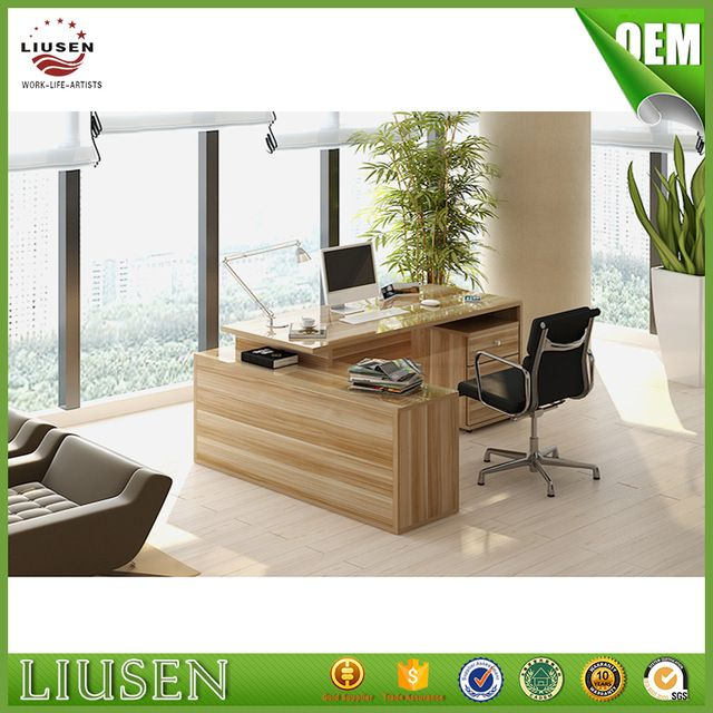 source hottest modular wooden executive home office furniture computer desks on malibaba