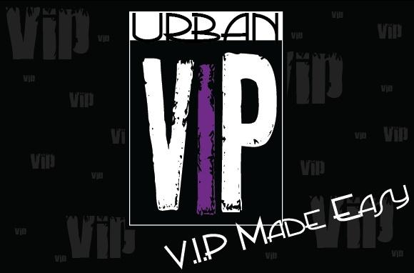 Urban VIP - Logo and Business Card Design on Behance
