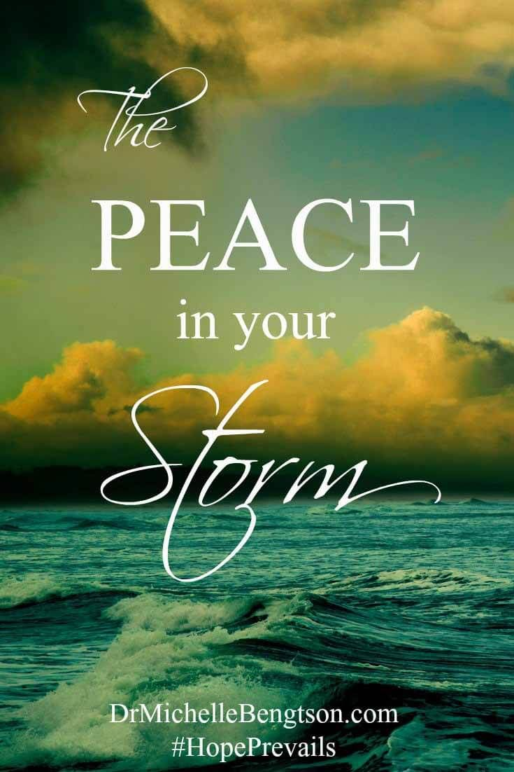 The Peace In Your Storm Fyi Spm Gatekeeper And Watchman God