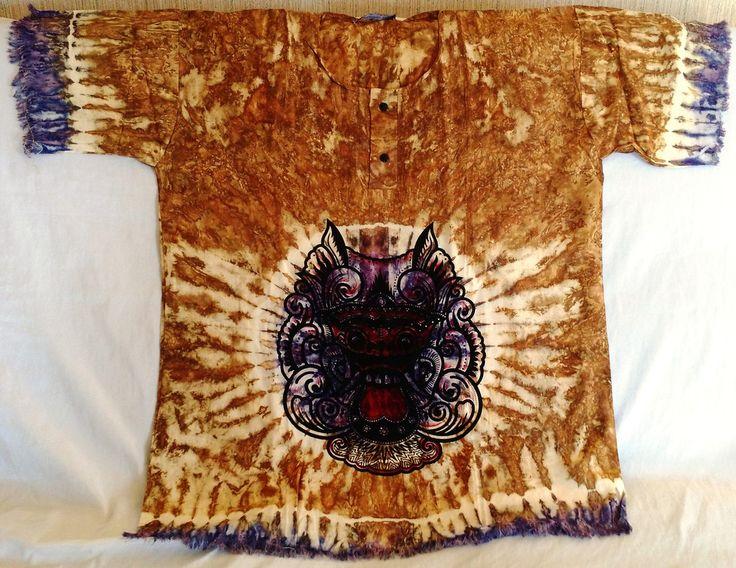 Barong Shirt  $18 Size : XL