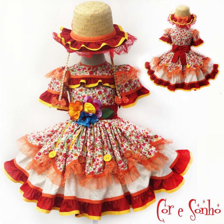 vestido-de-quadrilha-tamanho-4-a-anos-junina