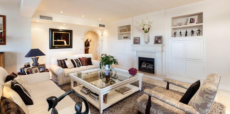 A stylish and elegant home in Guadalmina Alta - #elegance #simplicity #stylish #interiordesign #Guadalmina #Marbella