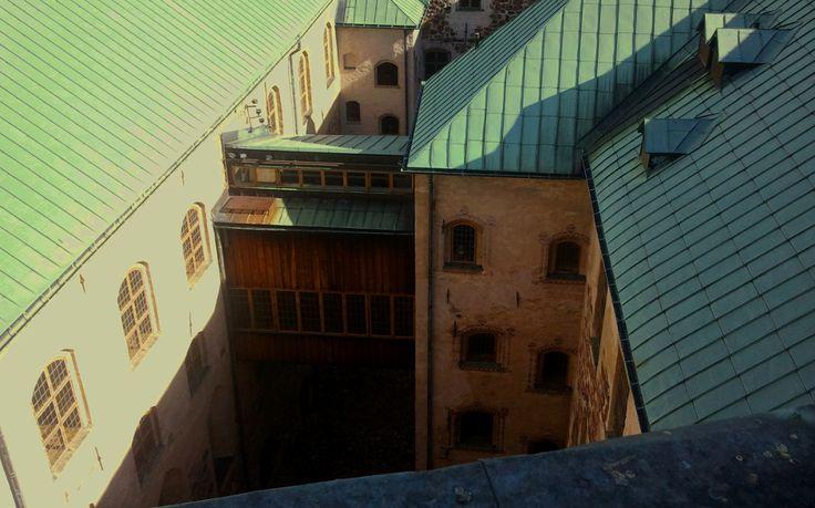 Inside the Turku Castle, by Rainer Långstedt