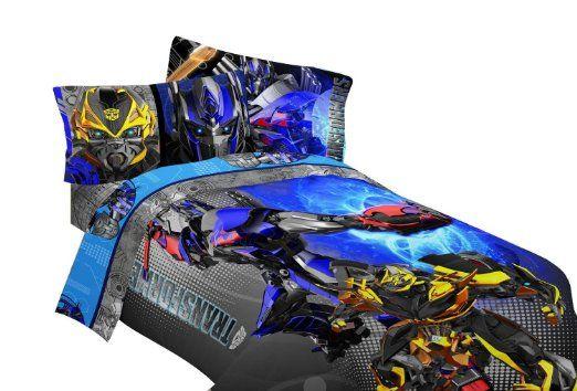 les 45 meilleures images du tableau transformers bedding sur pinterest ensembles de lit. Black Bedroom Furniture Sets. Home Design Ideas