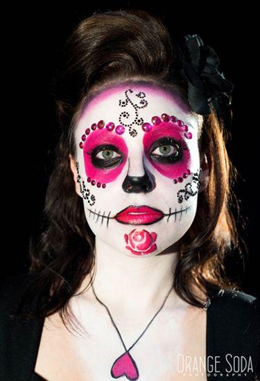 29 best Halloween Makeup Las Vegas by Amelia C & Co images on ...