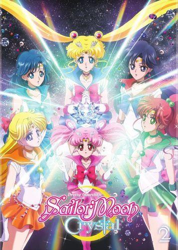 Sailor Moon Crystal: Set 2 [2 Discs] [DVD]