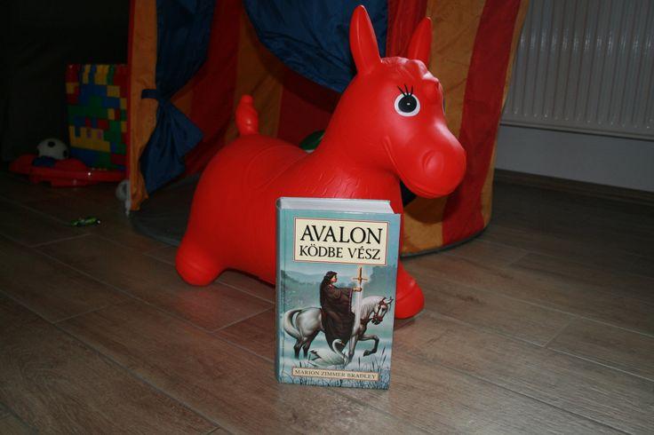 Ismét egy fantasztikus könyvet szeretnék ajánlani mindenkinek. :-) Marion Zimmer Bradley : Avalon a ködbe vész című könyvét mely 1075 oldalon át...