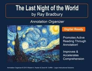 the last night of the world ray bradbury full text