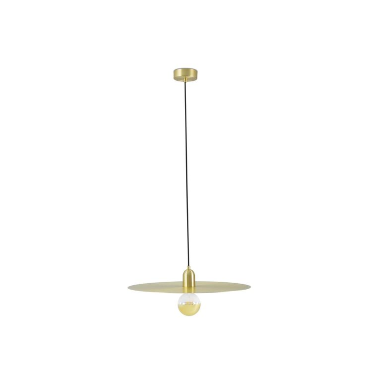 Lámpara de techo colgante estilo péndulo  #iluminacion #decoracion #lamparas #interiorismo
