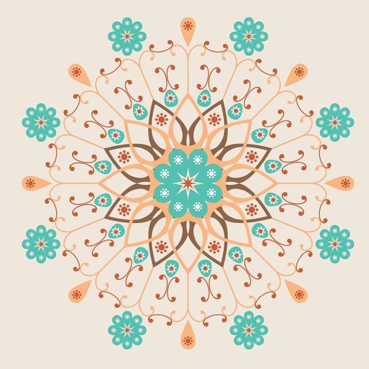 Aparador Canadá Com Tampo De Vidro ~ mandalas coloridas para parede Pesquisa Google MANDALAS Pinterest Mandalas e Pesquisa