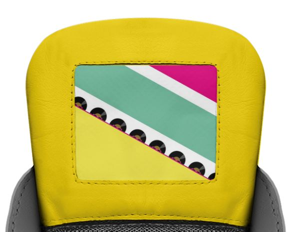 DETAILS-My first pair of shoes, designed by my on aliveshoes.com. You can buy them here https://www.aliveshoes.com/female-jam