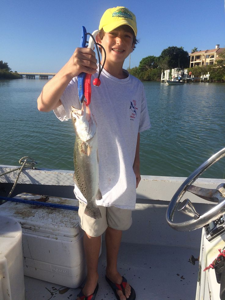 Sanibel fishing sea trout 4 10 15 sanibel fishing for Sanibel island fishing report