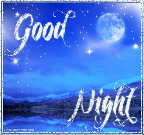 """✿ღ‿§§R♥Z§§ღ‿✿⊱╮ ☆.•*""""˜˜""""*•.¸☆ ★ ☆¸.•*""""˜˜""""*•.¸☆ ☾ °☆ ★ZIHOZAYO★  Good Night night moon graphic good night good night greeting good night quote"""