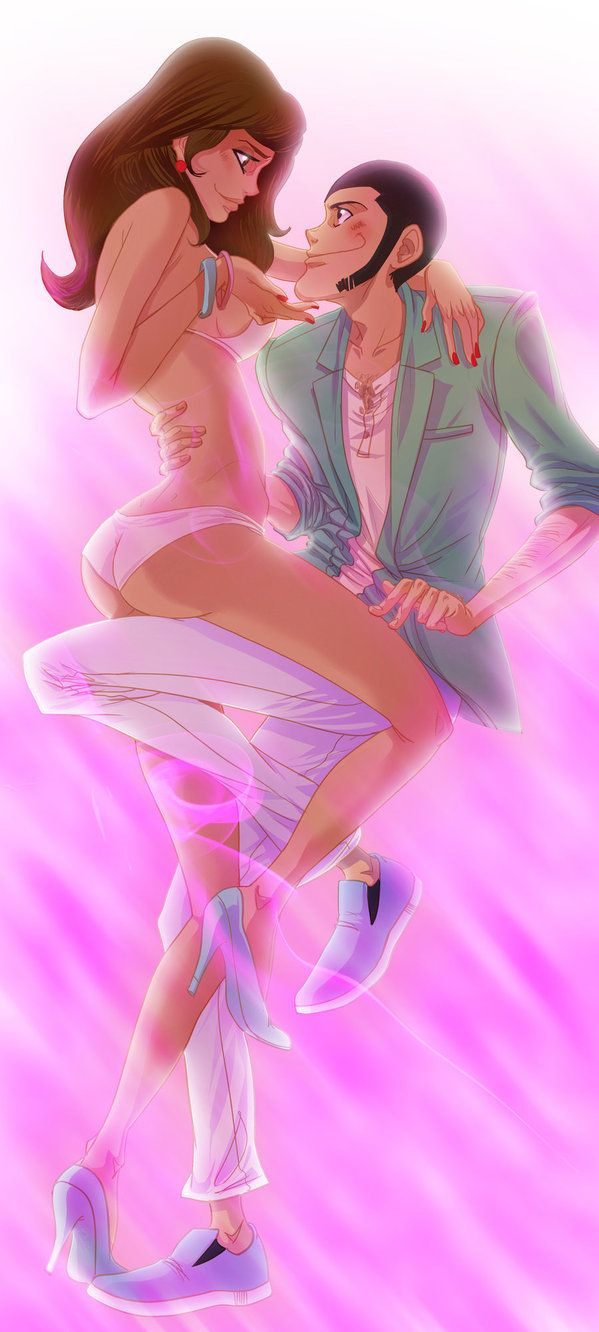 Lupin III 80's by Tako-DNA on DeviantArt