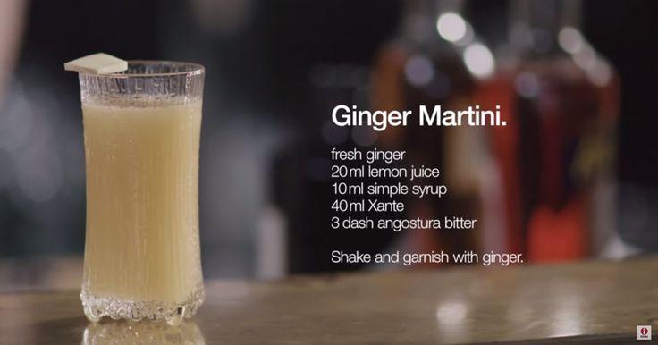 iittala Ginger Martini