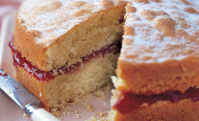 the very best honey bun cake process Devonshire honey cake,  overall i had no problems with this cake - very easy to make,  try bbc good food's best ever bakes, including cakes.