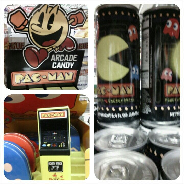 Pac man arcade candy fruit punch drink 5 below