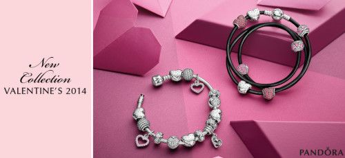 Outlived Ad of th Day: Pandora Valentine 2014 Collection: Charms and Beads with Love  More: https://www.outlived.co.uk/ads/pandora-valentine-2014-collection-charms-and-beads-with-love/