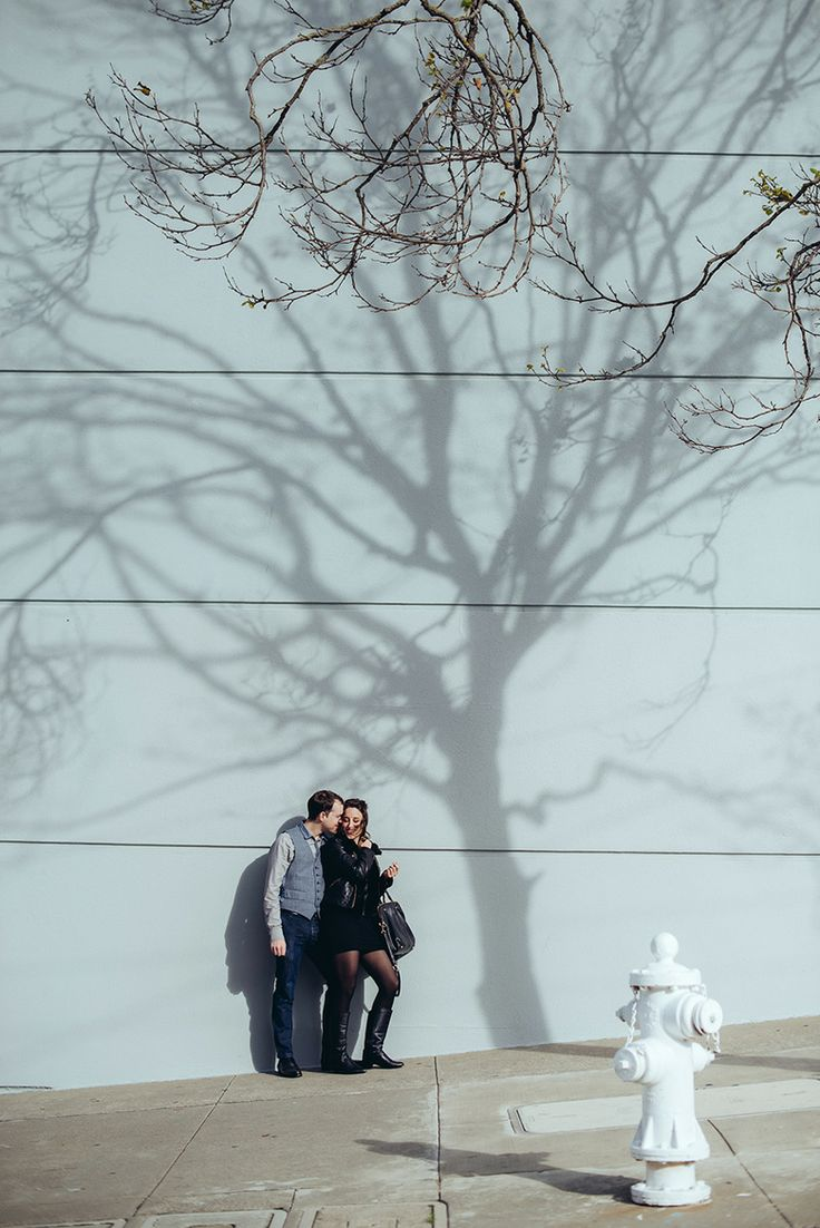 Engagement shooting in San Francisco