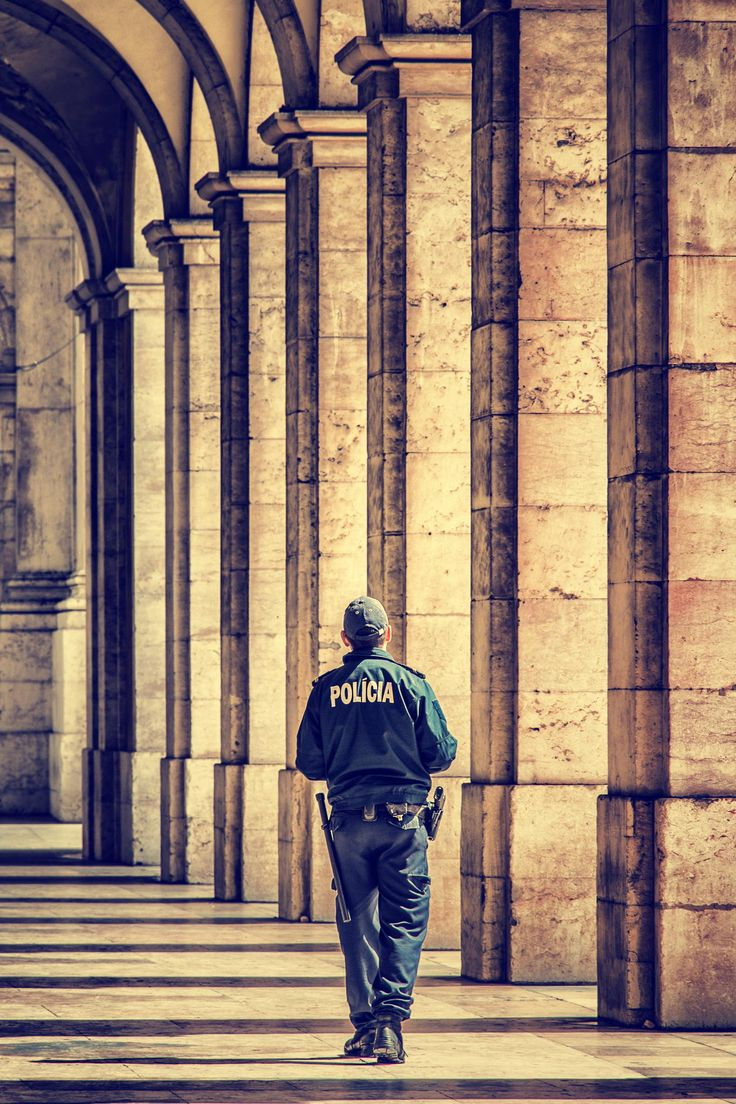 Police by Catarina Marques on 500px