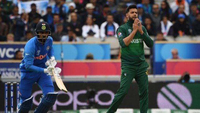 Cricket World Cup 2019 Imad Wasim Not Ruling Out Late Pakistan Charge For Semi Final Spot Cricket World Cup Semi Final World Cup