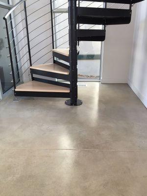 epoxy floor concrete floor basement flooring flooring ideas commercial