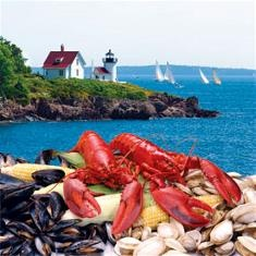 Cruise the Maine Coast and Harbors - New England Cruises