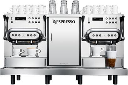 Nespresso Aguila - Machines à café professionnelles
