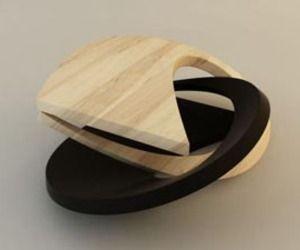 Creative Coffe Table With Unique Design Designer Svilen Gamolov Has  Designed Some Furniture With A Unique Style.