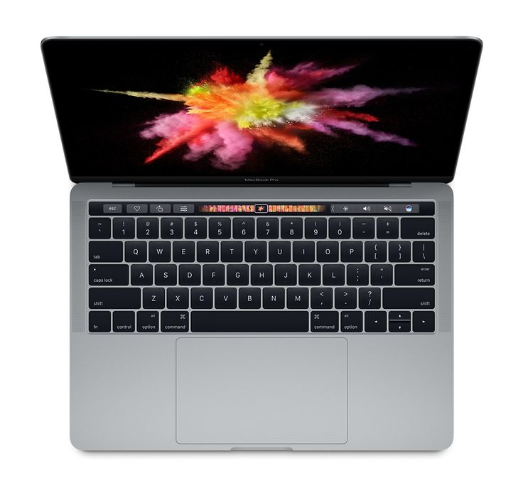"2016 MacBook Pro - 15"" or 13"" Retina Display, Touch Bar and Touch ID, Four Thunderbolt 3 ports. Available in Silver & Space Gray"