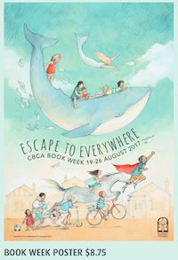 Book Week 2017 – Display Ideas The theme for Book Week 2017 is Escape To Everywhere. This theme offers so much potential and scope, depending on how you want to interpret both 'Escape&#…