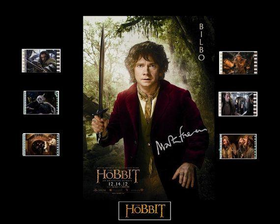 The Hobbit Film Cell Presentation  Bilbo by Everythingbutthatcom, £9.99