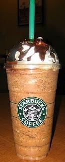 Homemade Starbucks Mocha Frappuccino!!!