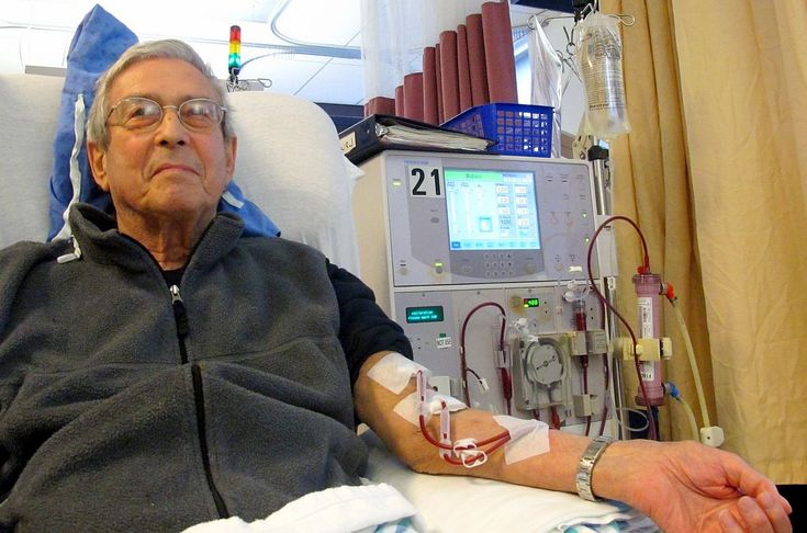 My dad had to go to the doctor's office and be put on dialysis.   It hasn't been the easiest thing for him, but I am glad that there are services that can help people who have those types of medical needs.  Hopefully everything will turn out alright for him.