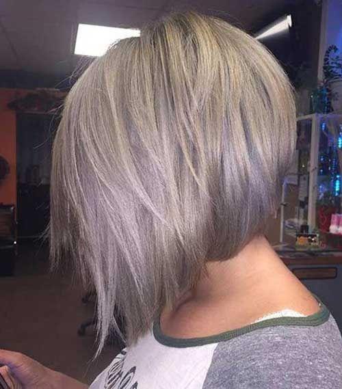 Most Stylish Graduated Bob Ideas | Bob Hairstyles 2015 - Short Hairstyles for Women