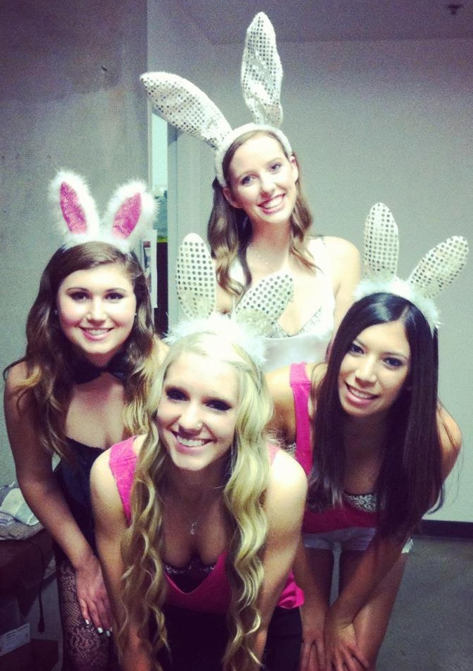 Bunny costumes
