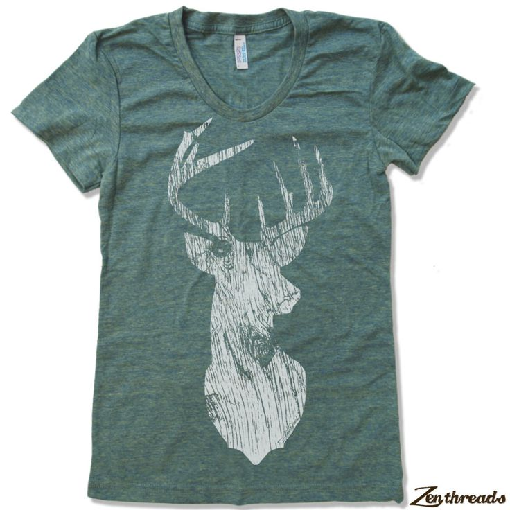 Womens DEER T-Shirt