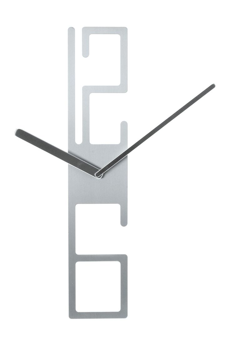 Modern Numeral Wall Clock- 04.06.2016