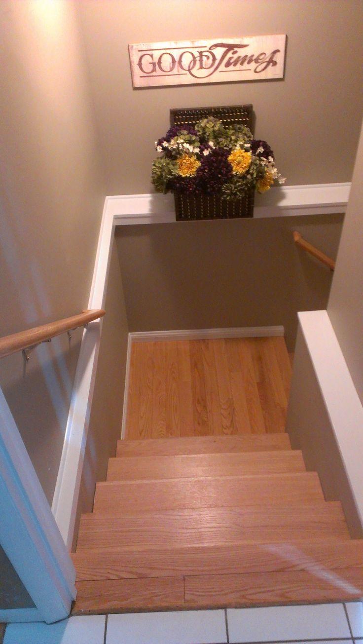 Lighting Basement Washroom Stairs: 72 Best Basement Images On Pinterest