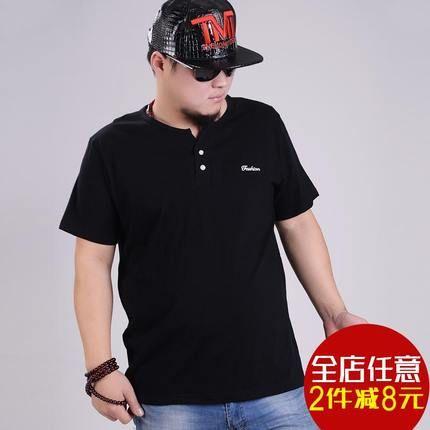 Летом удобрения для увеличения код, мужских с короткими рукавами футболки людей с избыточным весом жира Чокнутой крупными мужчин с короткими рукавами футболки половины футболки