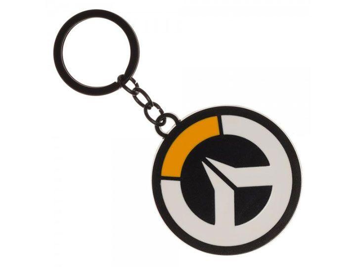 #transformer Overwatch Logo Keychain