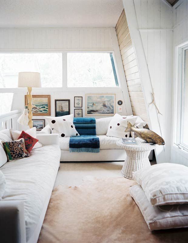 комната для отдыха в доме