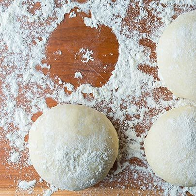 ... the new restaurant Co., shares his recipe for no-knead pizza dough