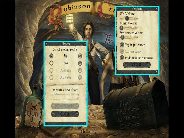The Best Hidden Object Games You'll Find Online: Robinson Crusoe and the Cursed Pirates